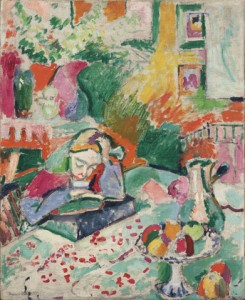 "Matisse's ""Interior With a Young Girl"" is a great example of his work."
