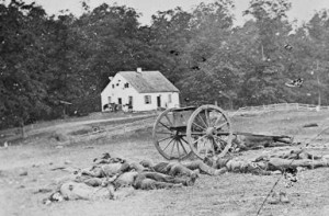 The Battle of Antietam was fought in Maryland during the Civil War.