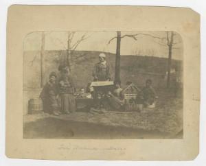 Period slave photograph