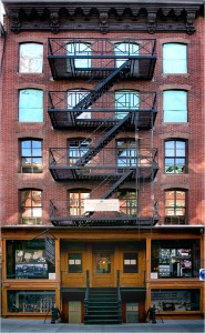 The Tenement Museum is a great place to visit to understand 19th Century immigrant lifesytles.
